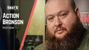 Action Bronson Talks New Book, Tattoos, Cartoons & More On Sway In The Morning